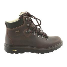 Grisport pantofi de trekking maro