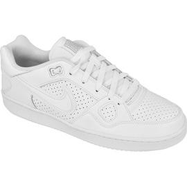 Alb Încălțăminte Nike Sportswear Son Of Force W 615153-109