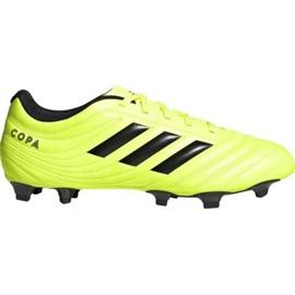 Pantofi de fotbal Adidas Copa 19.4 Fg M F35499