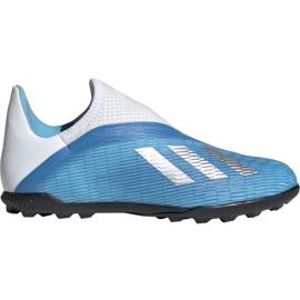 Pantofi de fotbal Adidas X 19.3 Ll Tf Jr EF9123