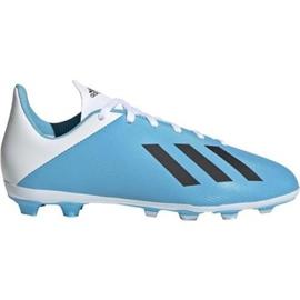Pantofi de fotbal Adidas X 19.4 FxG Jr F35361