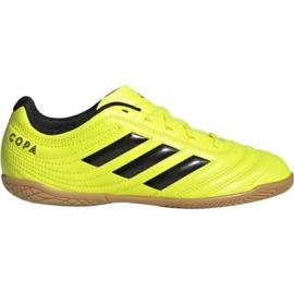 Pantofi Adidas Copa 19.4 In Jr F35451