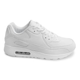 Pantofi sport Sneakers Z2140 Alb