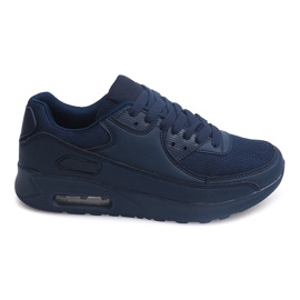 Bleumarin Sneakers Trainers X915 Navy Blue B733