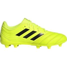 Pantofi de fotbal Adidas Copa 19.3 Fg M F35495