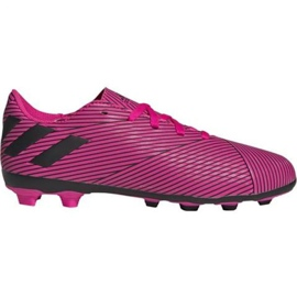 Pantofi de fotbal Adidas Nemeziz 19.4 FxG Jr F99949