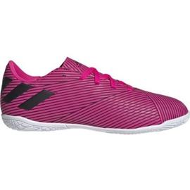 Pantofi de interior adidas Nemeziz 19.4 In Jr F99939