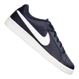 Bleumarin Pantofi Nike Court Royale M 749747-411