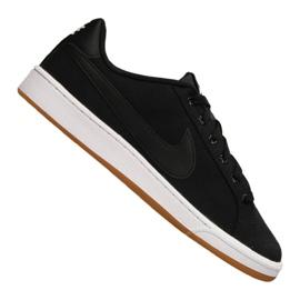Negru Pantofi Nike Court Royale Canvas M AA2156-001