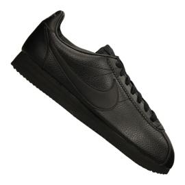 Negru Pantofi Nike Classic din piele M 749571-002