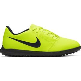 Pantofi de fotbal Nike Phantom Venom Club Tf Jr AO0400-717
