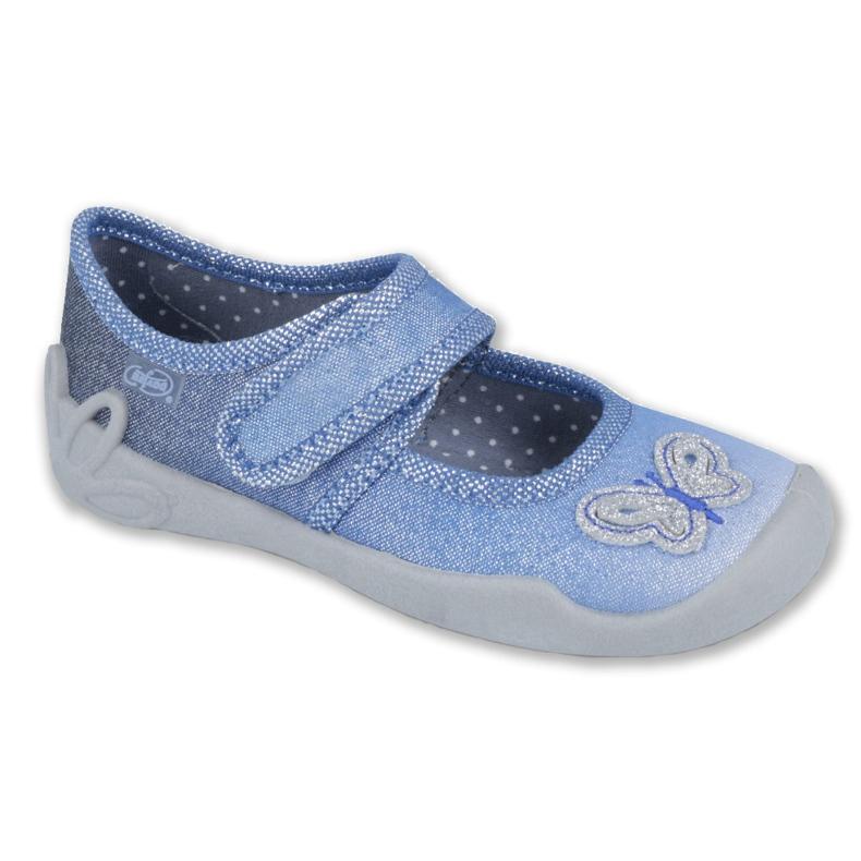 Pantofi pentru copii Befado 123X035 albastru