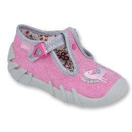 Încălțăminte pentru copii Befado 110P360 roz