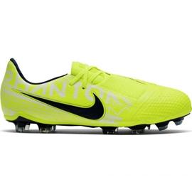 Pantofi de fotbal Nike Phantom Venom Elite Fg Jr AO0401-717