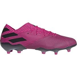 Pantofi de fotbal Adidas Nemeziz 19.1 Fg M F34407