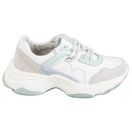 Vinceza gri Pantofi sport plictisiți