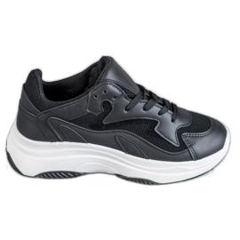SHELOVET negru Adidași sportivi