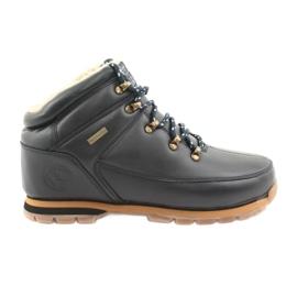 American Club Pantofi cu dantelă bleumarin ES40