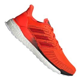 Pantofi de alergare Adidas Solar Boost 19 M G28462 portocaliu