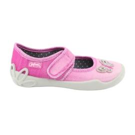Pantofi pentru copii Befado 123X038 roz