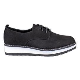 Marquiz negru Pantofi de dama negri