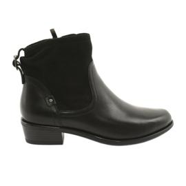 Cizme pentru femei Caprice 25335 negru