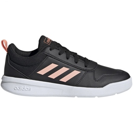Negru Pantofi Adidas Tensaur Jr EF1083