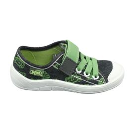 Încălțăminte pentru copii Befado 251X119 gri multicolor verde
