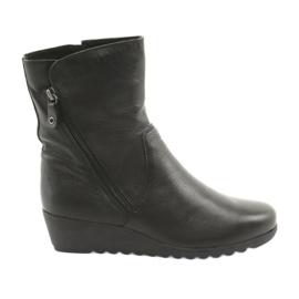 Caprice Pantofi pentru pantofi negru