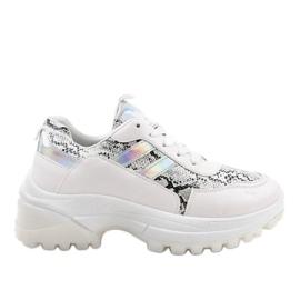 Pantofi sport albi eleganti 690051