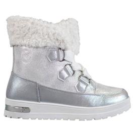 Cizme de zăpadă caldă de la MCKEYLOR gri