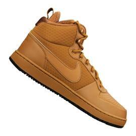 Pantofi Nike Ebernon Mid Winter M AQ8754-700 maro
