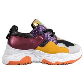 SHELOVET Adidasi multicolori