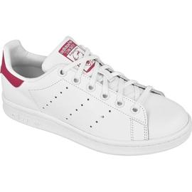 Pantofi Adidas Originals Stan Smith Jr B32703 alb