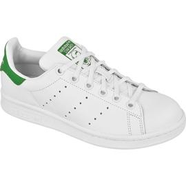 Pantofi Adidas Originals Stan Smith Jr M20605 alb