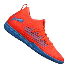 Pantofi Puma Future 19.3 Netfit It M 105543-01 roșu roșu
