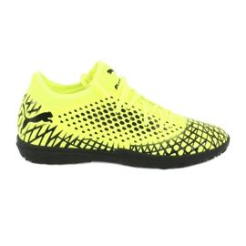Pantofi de fotbal Puma Future 4.4 Tt M 105690 03 galben galben