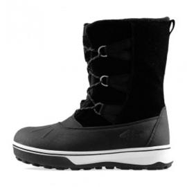 4F W D4Z19-OBDH202 21S pantofi negru