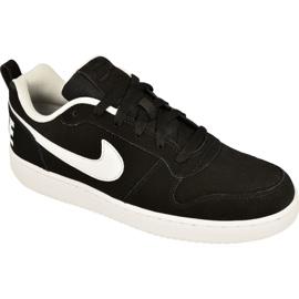 Negru Pantofi Nike Sportswear Court Borough Low M 838937-010