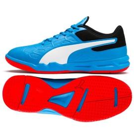 Pantofi de interior Puma Tenaz Bleu M 104889 06 albastru albastru