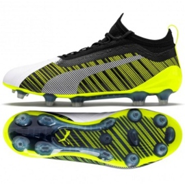 Pantofi de fotbal Puma One 5.1 FG / AG M 105578 03 galben galben