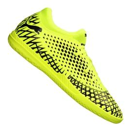 Cizme de fotbal Puma Future 4.4 It M 105691-03 galben galben