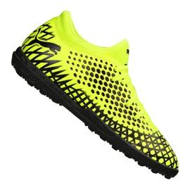Cizme de fotbal Puma Future 4.4 Tt Jr 105699-03 galben galben