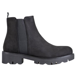 Filippo Boots On Platform negru