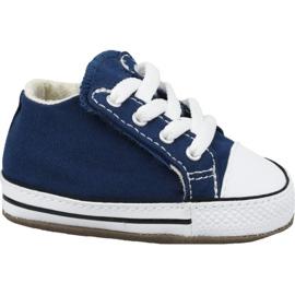 Pantofi Converse Chuck Taylor All Star Cribster Jr 865158C bleumarin