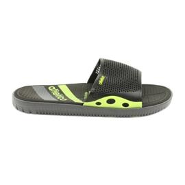 Papuci pentru bărbați negri pentru piscina Atletico