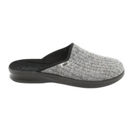Pantofi pentru bărbați Befado pu 548M023 gri