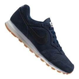 Pantofi Nike Md Runner 2 Suede M AQ9211-401 bleumarin