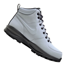 Pantofi Nike Manoa Piele M 454350-004 gri
