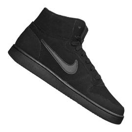 Pantofi Nike Ebernon Mid Se M AQ8125-003 negru